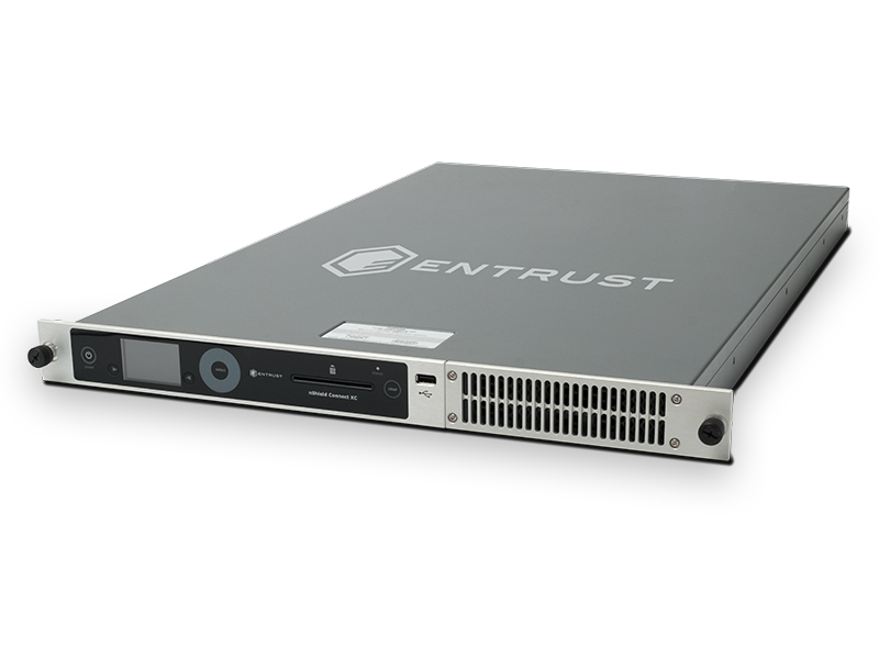 nShield Connect Hardware Security Module (HSM)